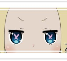 Beatrice Itasha Sticker