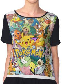 Pokemon! Chiffon Top