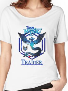Team Mystic - Medal [Limited Ed. start 30/07 end 31/08] Women's Relaxed Fit T-Shirt