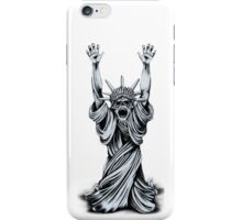 Surrendering The Liberty iPhone Case/Skin