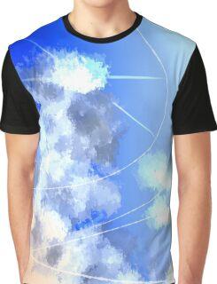 Cumulonimbus and Sun Graphic T-Shirt