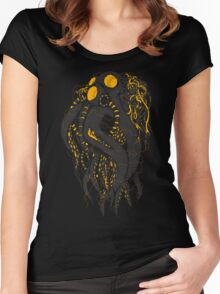 Octobot Women's Fitted Scoop T-Shirt