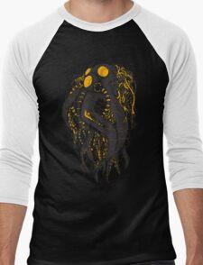 Octobot Men's Baseball ¾ T-Shirt