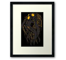 Octobot Framed Print