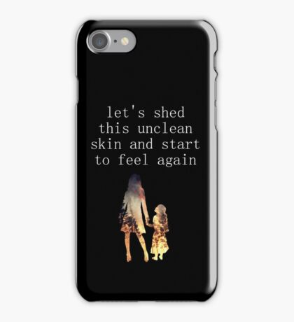 Unclean Skin iPhone Case/Skin