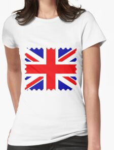 London Pos 2 Womens Fitted T-Shirt