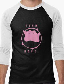 Team Nope. - Pokemon Men's Baseball ¾ T-Shirt