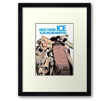Ice Age 5 Collision Course Framed Print