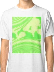 Sunrise - Green Yellow Classic T-Shirt