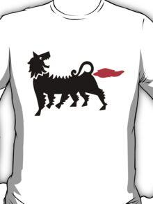 Farting Dog !!! (vulgar display of power) T-Shirt