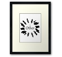 The Other Framed Print