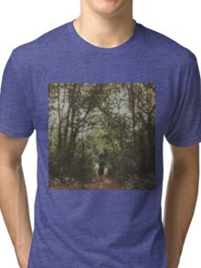 Lonely Path Tri-blend T-Shirt