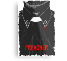 preacher - Arseface, Jesse, Tulip and Cassidy Metal Print