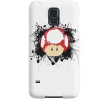 Abstract Super Mario Mushroom Samsung Galaxy Case/Skin