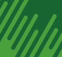 green planet Sticker