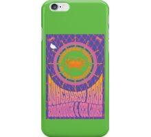 1960's Psychedelic San Francisco Fisherman's Wharf iPhone Case/Skin