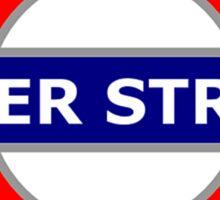 Baker Street Sticker