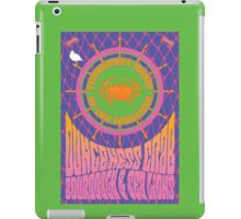 1960's Psychedelic San Francisco Fisherman's Wharf iPad Case/Skin