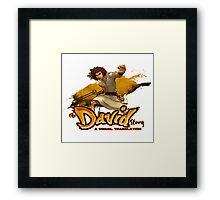 The David Story #1 Framed Print