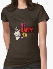 We Happy Few Womens Fitted T-Shirt
