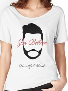 Jon Bellion Beautiful Mind Women's Relaxed Fit T-Shirt