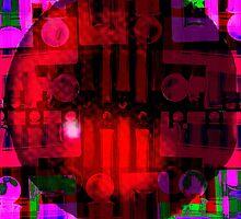 Bubblicus Redicus Max by Seth  Weaver