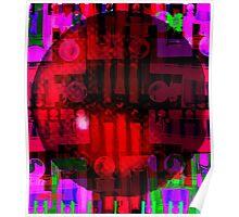 Bubblicus Redicus Max Poster