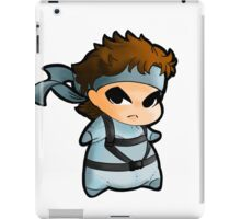 Solid Snake iPad Case/Skin