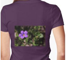 Scaevola calliptera Womens Fitted T-Shirt