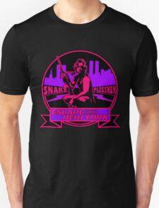 Snake Plissken (Escape from New York) Badge Colour 2 Unisex T-Shirt