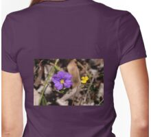Scaevola calliptera #2 Womens Fitted T-Shirt