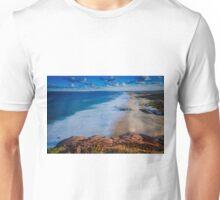 Redhead Beach from the Bluff Unisex T-Shirt