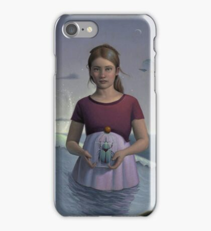 The Collector III iPhone Case/Skin