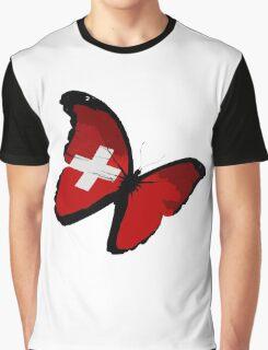 Swiss Graphic T-Shirt