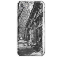 Portland Street Scene iPhone Case/Skin
