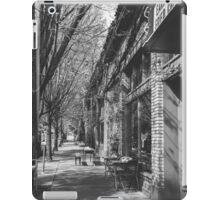 Portland Street Scene iPad Case/Skin
