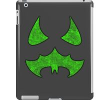 Scarecrow Logo (Metal) iPad Case/Skin
