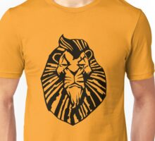 Broadway Poster Style Lion Scar - The Wannabe Lion King Unisex T-Shirt