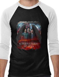 Supernatural Gods Among Us 5 Men's Baseball ¾ T-Shirt