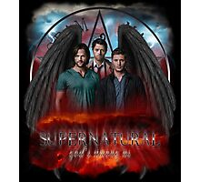 Supernatural Gods Among Us 5 Photographic Print