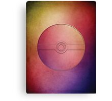 Pokeball | Pokemon Go Canvas Print