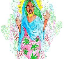Virgin Nicki by Anna Toman