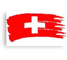 Swiss Canvas Print