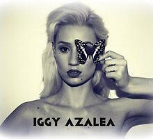 Iggy Azalea by chemicalcanvas
