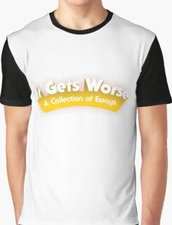 Shane Dawson - It Gets Worse Graphic T-Shirt