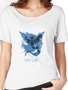 Mystic Women's Relaxed Fit T-Shirt