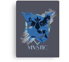 Pokemon Mystic Canvas Print