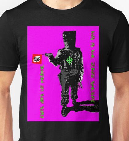 Zodiac Speaking Unisex T-Shirt