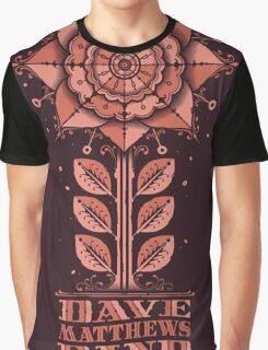 DAVE MATTHEWS BAND special Artposter Graphic T-Shirt