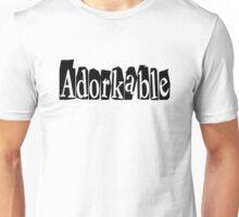 Adorkable Unisex T-Shirt